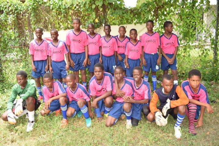 VMBS Football Competition