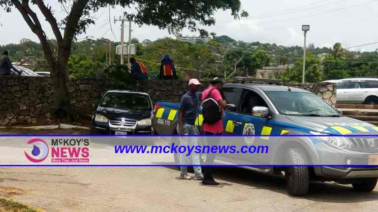One man killed and three others injured by gunmen in Hibiscus Way, St Ann on Sunday. Dead is55-year-old Anthony Taylor, a mechanic of Lewis district