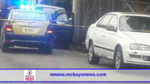 One Man Shot and Killed, Another Shot and Injured by the Police HWT