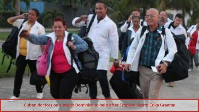 Cuba Sends Doctors