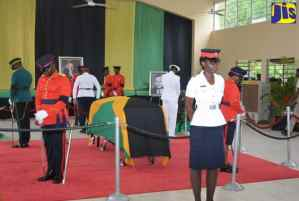 No Official Functions During Mourning Period