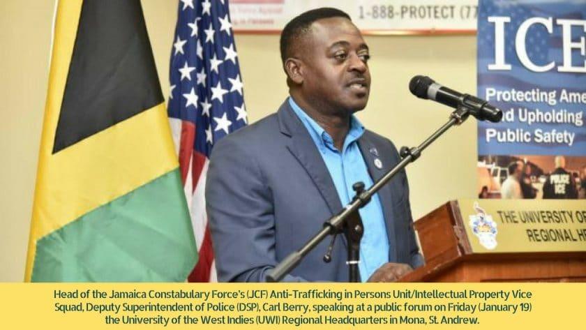 Human Trafficking Fight