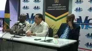 Local Government Minister Desmond McKenzie says Montego Bay Clean up Program was Successful