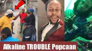 Ding Dong BAD UP Man | Alkaline TROUBLE Popcaan | Khago Tribute To Nipsey Hustle