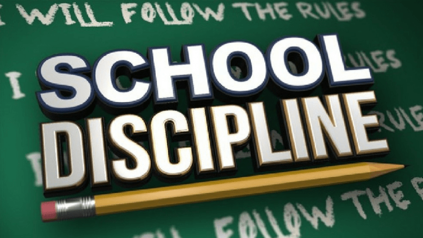 Schools Enforcing New Disciplinary Action