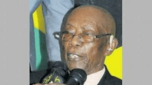 St Elizabeth Politician Donald Horne Dead at 98