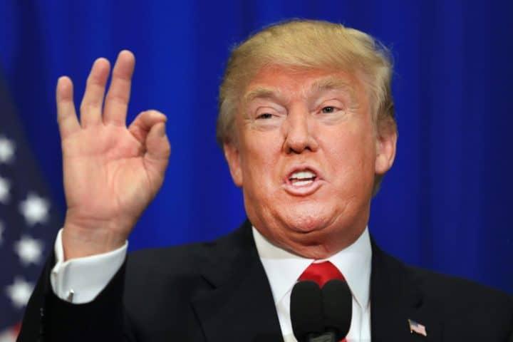 Donald Trump 2018