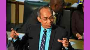 Security Minister Says Jamaica has Developed a Culture of Violence
