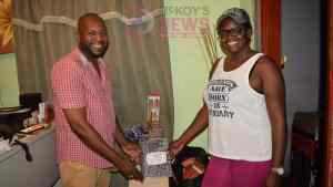 Eva Bless Clothing, Accessories and Spa Donates to Le Antonio's Foundation Back-to-School Treat 2018