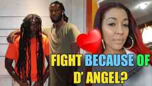 FIGHT Because Of D'Angel? TRUTH? Marcus & Buju Banton GOOD Again