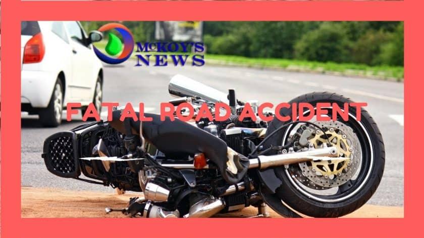 Five Vehicle Collision