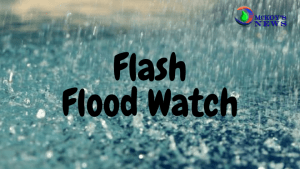 Flash Flood Watch For Four Parishes
