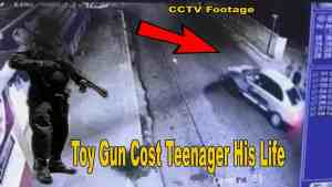 Footage: King Alarm Security Killed Teenager With Toy Gun