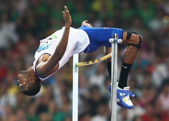 Germaine Mason Olympic