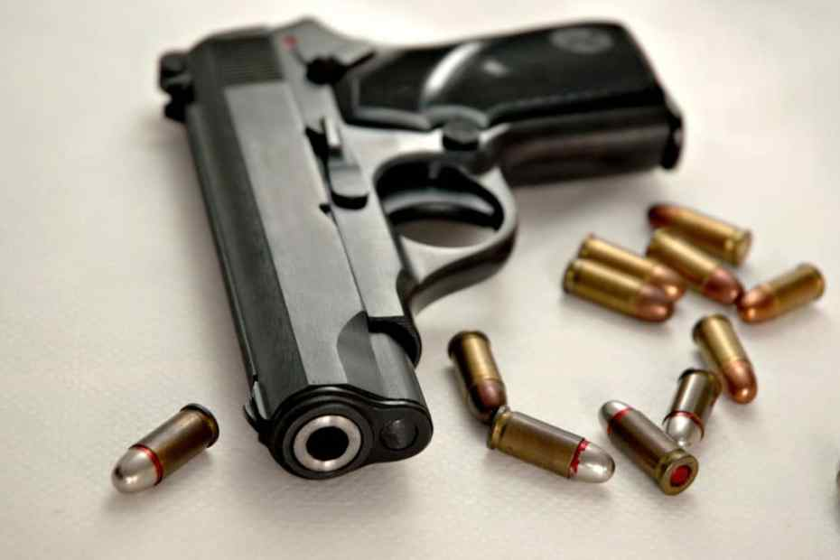 Firearm And Ammunition Seized In St Andrew