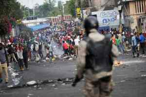 Massive Protests will continue says Haitian Opposition Parties