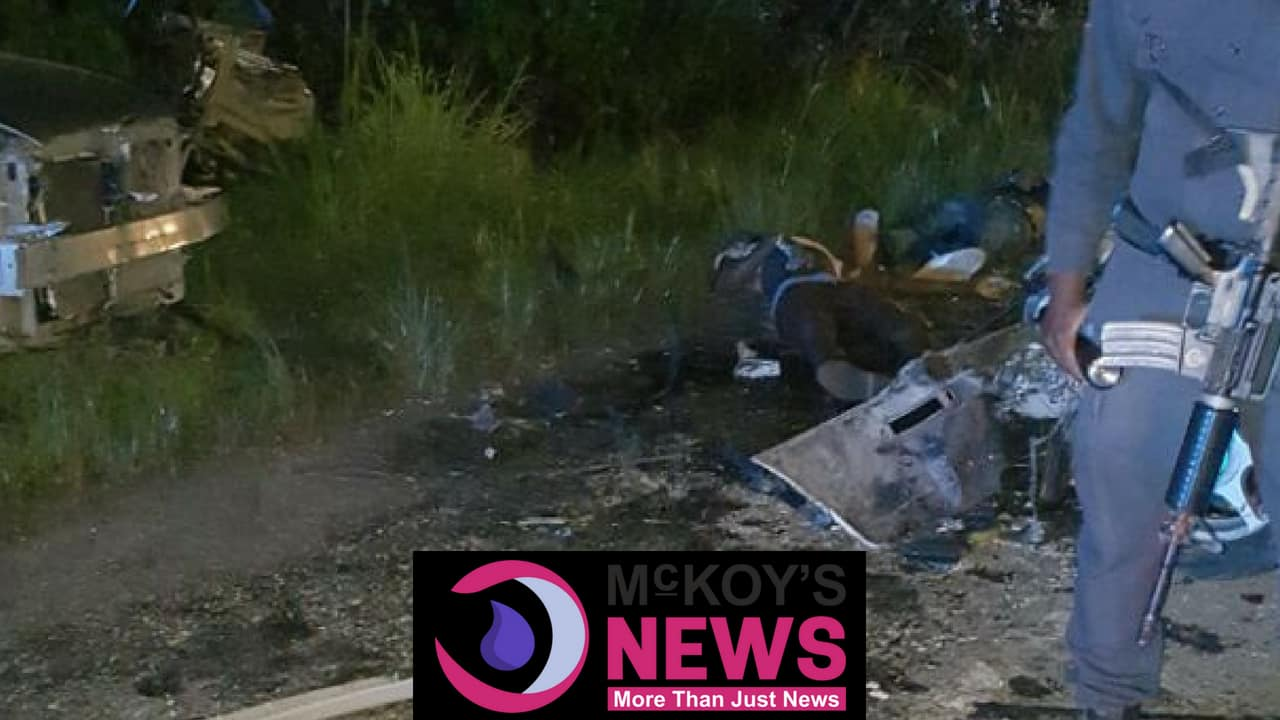 DOUBLE FATAL MOTORCYCLE ACCIDENT IN WESTMORELAND