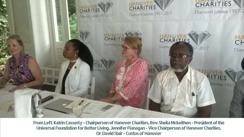 Hanover Charities 53 Million Dollar Grant Ceremony