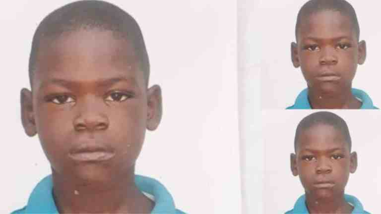 10-year-old boy Hassani Burris Missing From Clarendon