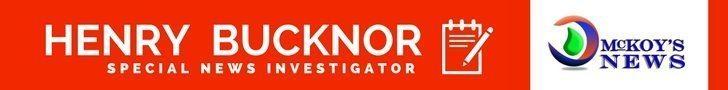 News Crime Investigator Henry Bucknor