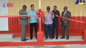Montego Bay Fireboat Station Opens