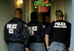 Alleged Jamaican Criminal Included in Us Immigration Raid (full story)