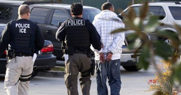 US immigrants ICE
