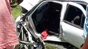 6 in Critical Condition Following Spring Garden Head-on Crash