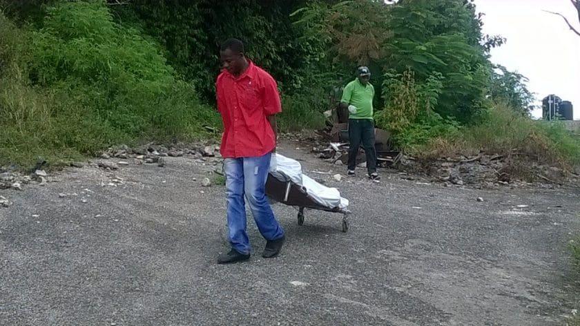 Teenage Boy Murdered
