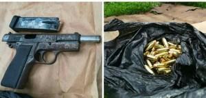 Police Commissioner Lauds Security Forces after more Gun Seizure in Bogue, St James