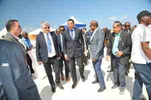 Daryl Vaz,Project Manager H10 Mr tavo,PM,Ed Bartlett and Lachu Ramchandani O.D.J.P