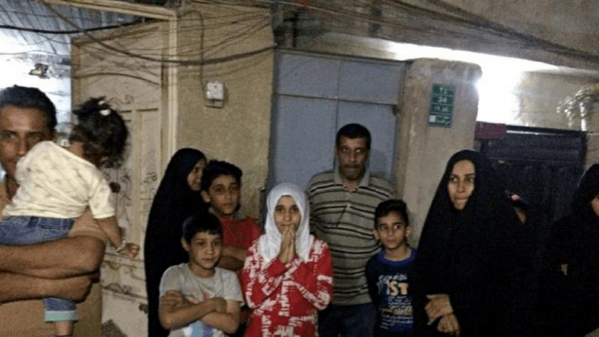 Iran-Iraq Earthquake