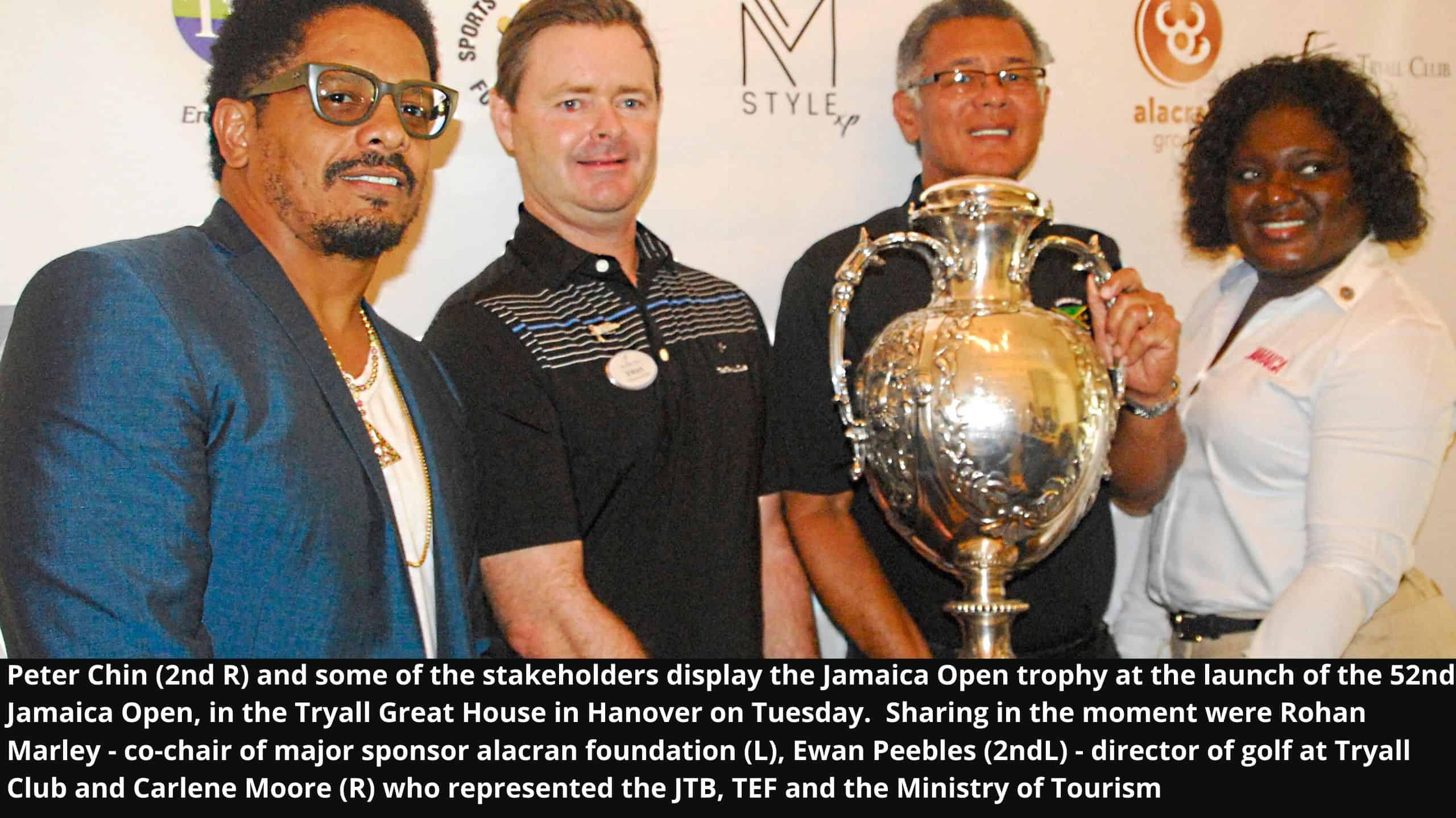 Jamaica Open Golf Championship - Mckoy's News