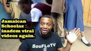 Jamaica Schoolaz Caught on Camera
