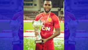 Hat trick! Jamaican Football Star Brian Brown Strikes Three to Claim Albanian Super League title