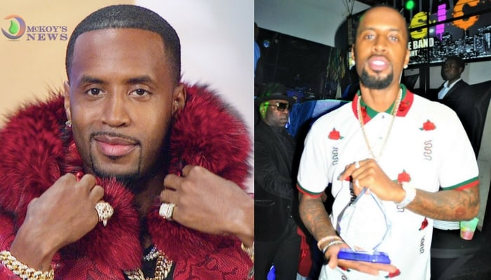 RAPPER SAFAREE