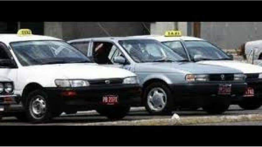 Transport Authority Urging Commuters To Take Legal Taxis