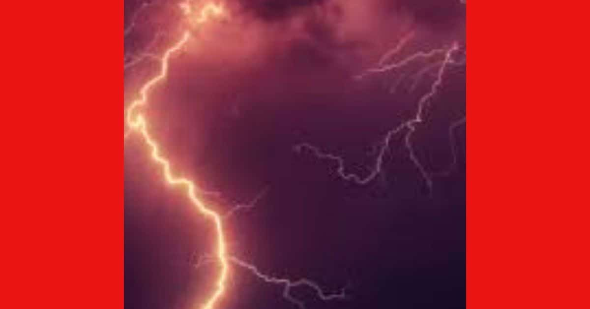Jamaican Teen Killed by Lightning Picking Guineps