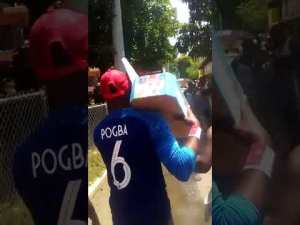 Jamaicans Keep Funeral for Messi