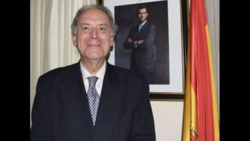 Jamaica's New Spanish Ambassador