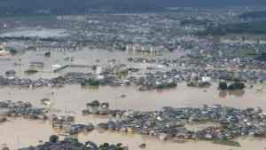 CARICOM Responds to Japan Floods