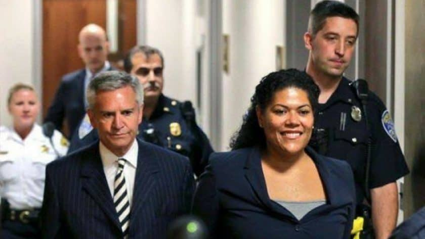 NY Judge Arrested