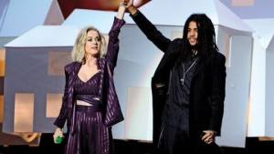 Katy Perry's 'Chained to the Rhythm' feat. Skip Marley – No. 1