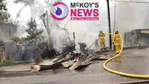Ruel Maragh: 50-year-old Farmer Perish in St Ann Fire