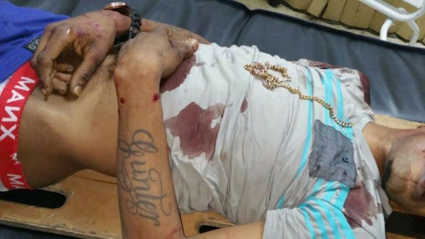 Bus Robber Shot In Kingston
