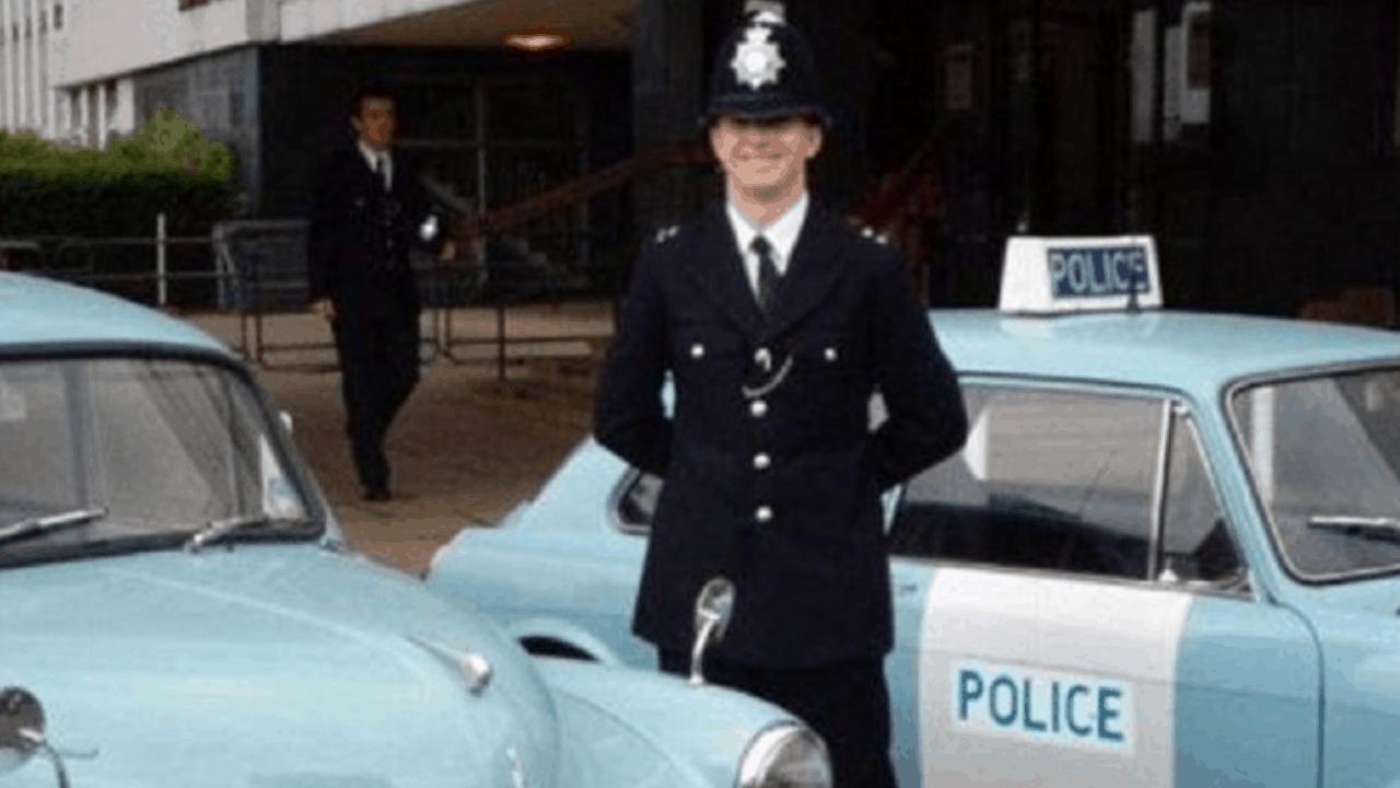 UK Police Officer Jailed
