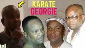 Legendary COP Karate Georgie Strikes  again to Disarm Gunman