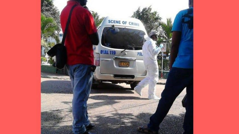 Two Linstead Men Executed