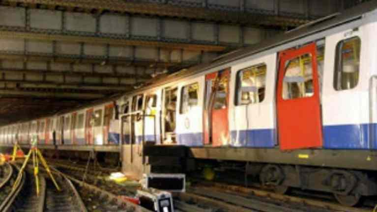 London Underground Attack