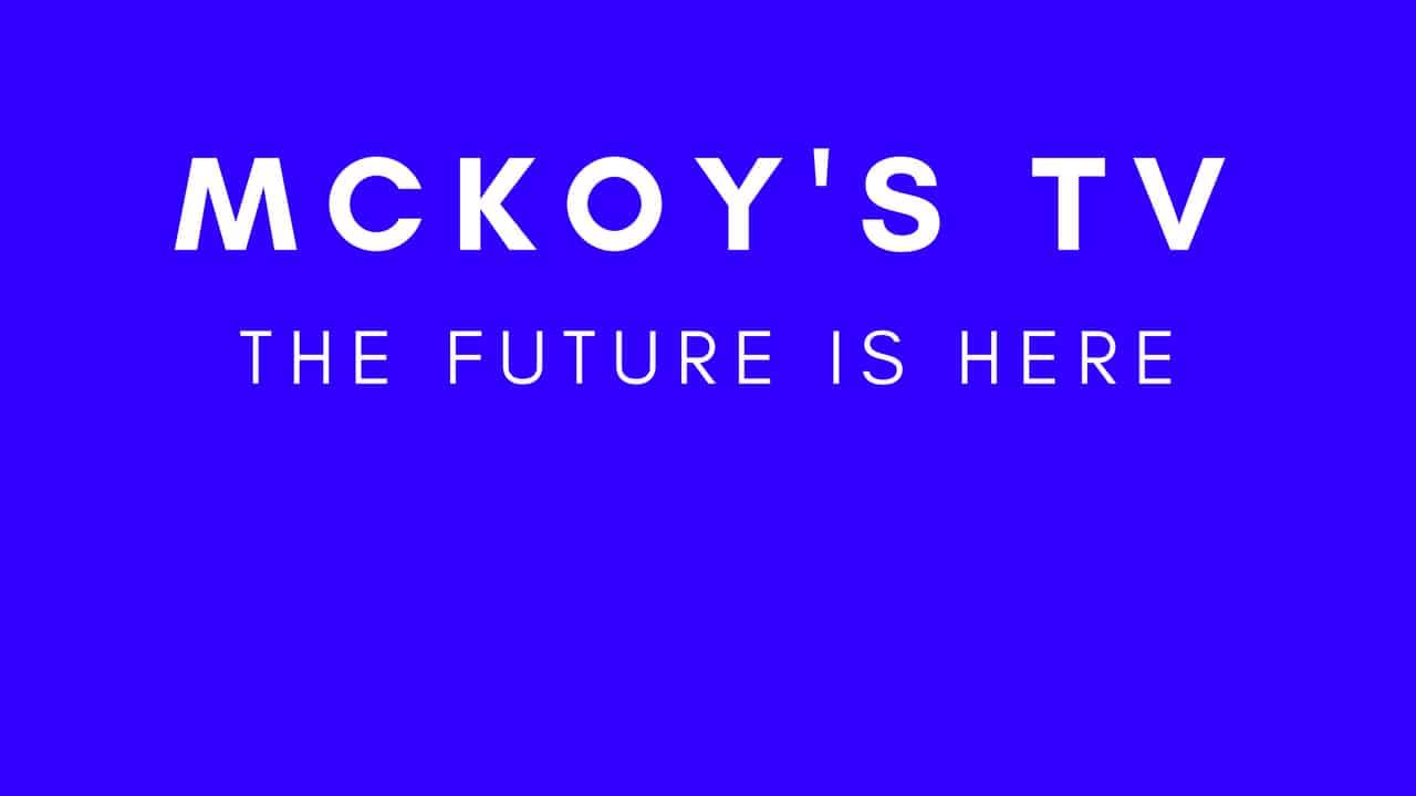 Freddy Mcgregor on MCKOY'S NEWS TV